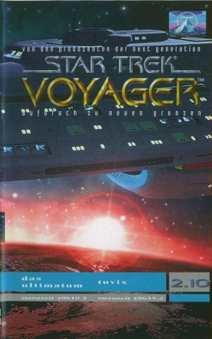 Star Trek: Voyager 699x1117