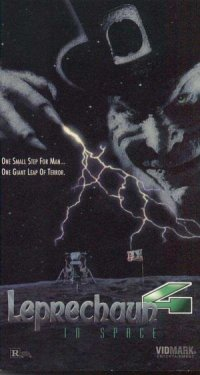 Leprechaun 4: In Space poster