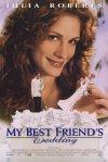 My Best Friend's Wedding poster