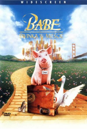 Schweinchen Babe in der großen Stadt 674x1000