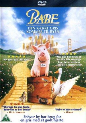 Schweinchen Babe in der großen Stadt 563x799