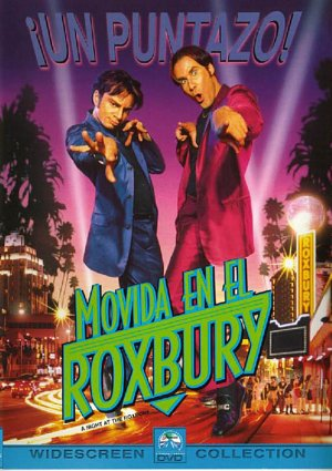 A Night at the Roxbury 565x800