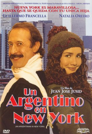 Argentino en New York, Un Cover