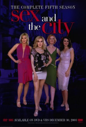 Sex and the City 580x859