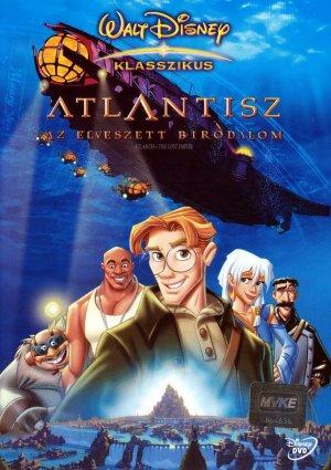 Atlantis - Das Geheimnis der verlorenen Stadt 1515x2148