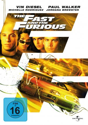 The Fast and the Furious 1081x1536
