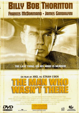 The Man Who Wasn't There 697x996