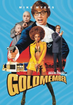 Austin Powers in Goldmember 700x1000