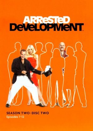 Arrested Development 500x701