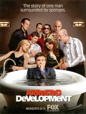 Arrested Development 375x500