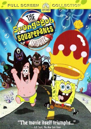The SpongeBob SquarePants Movie 699x984