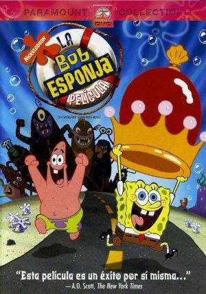 The SpongeBob SquarePants Movie 703x1000