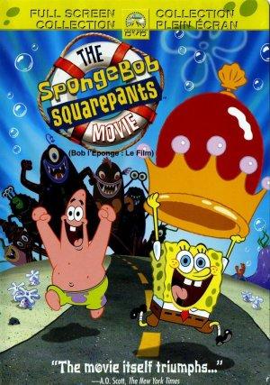 The SpongeBob SquarePants Movie 700x997