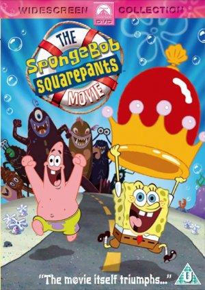 The SpongeBob SquarePants Movie 709x1000