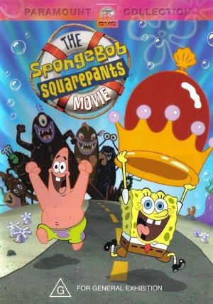 The SpongeBob SquarePants Movie 1001x1426