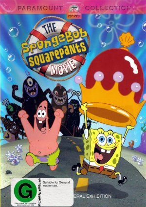 The SpongeBob SquarePants Movie 1300x1840