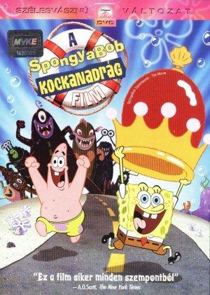The SpongeBob SquarePants Movie 708x993