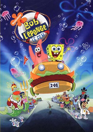 The SpongeBob SquarePants Movie 702x1000