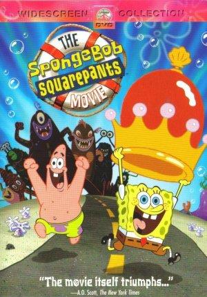 The SpongeBob SquarePants Movie 747x1071