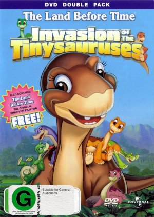 The Land Before Time XI: Invasion of the Tinysauruses 1306x1840