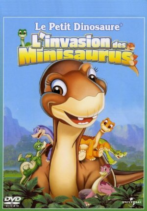 The Land Before Time XI: Invasion of the Tinysauruses 695x1000