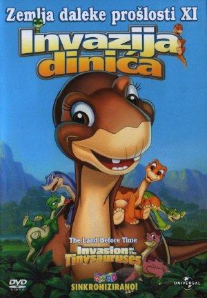The Land Before Time XI: Invasion of the Tinysauruses 694x1000