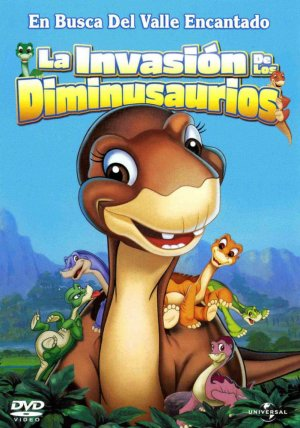 The Land Before Time XI: Invasion of the Tinysauruses 701x1000