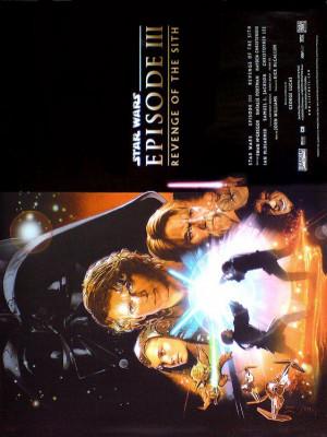 Star Wars: Episodio III - La venganza de los Sith 638x850