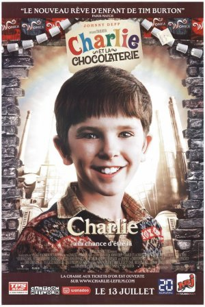 Charlie and the Chocolate Factory 580x866