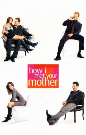 How I Met Your Mother 500x786