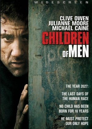 Children of Men Cover