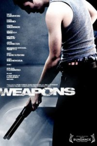 Weapons poster