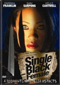Single Black Female poster
