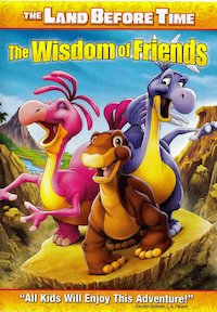 Em Busca do Vale Encantado - A União dos Amigos poster