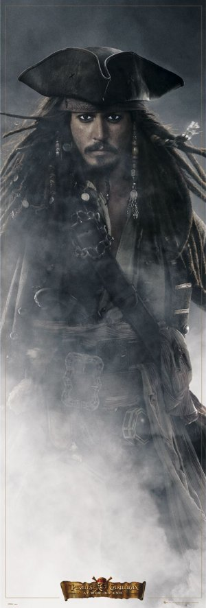 Pirates of the Caribbean: At World's End 480x1417
