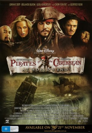 Pirates of the Caribbean: At World's End 500x718