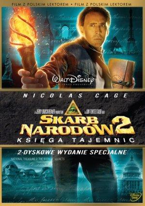 National Treasure: Book of Secrets 500x709