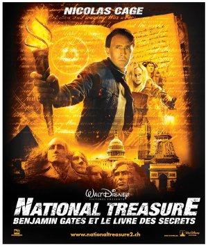 National Treasure: Book of Secrets 1106x1308