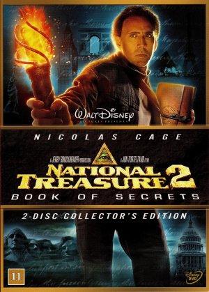 National Treasure: Book of Secrets 2044x2855