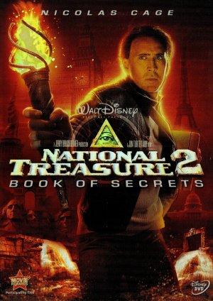 National Treasure: Book of Secrets 1517x2146