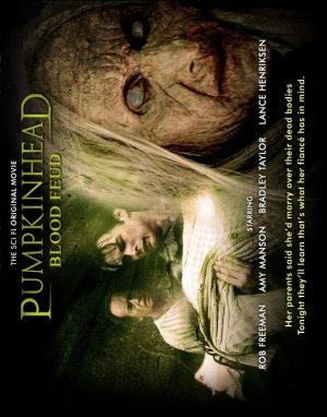 Pumpkinhead: Blood Feud 546x695