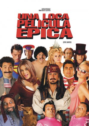 Epic Movie 500x712