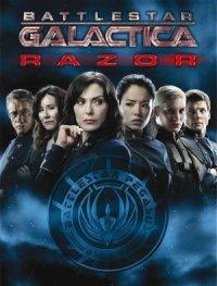 Battlestar Galactica: Auf Messers Schneide poster