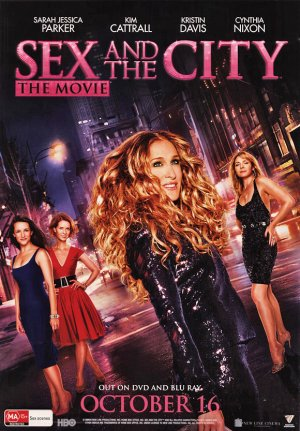 Sex and the City 580x833
