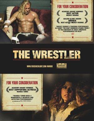 The Wrestler 600x772