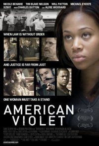 American Violet poster