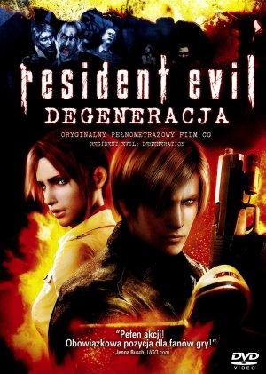 Resident Evil - Degeneration 1538x2158