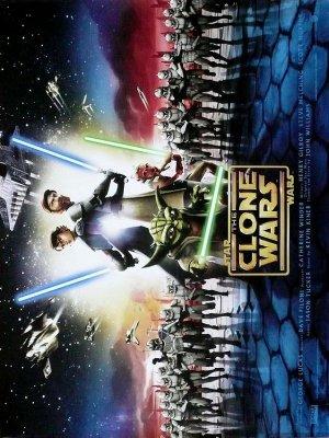 Star Wars: The Clone Wars 638x850