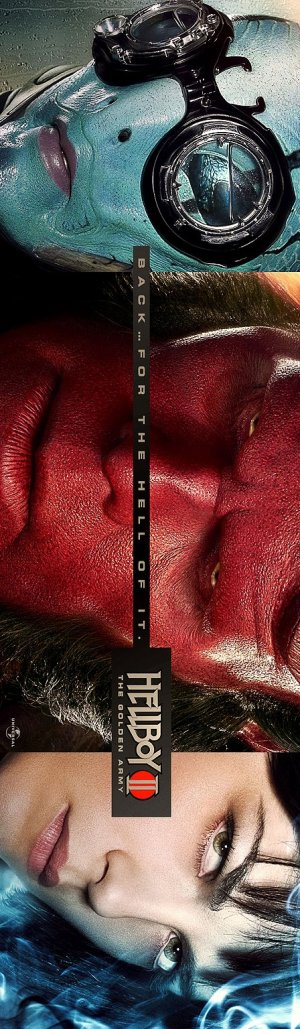 Hellboy II: The Golden Army 448x1536