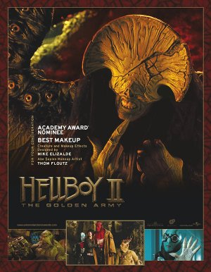 Hellboy II: The Golden Army 600x772